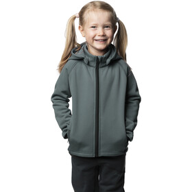 Houdini Power Houdi Jacket Kinder deeper green